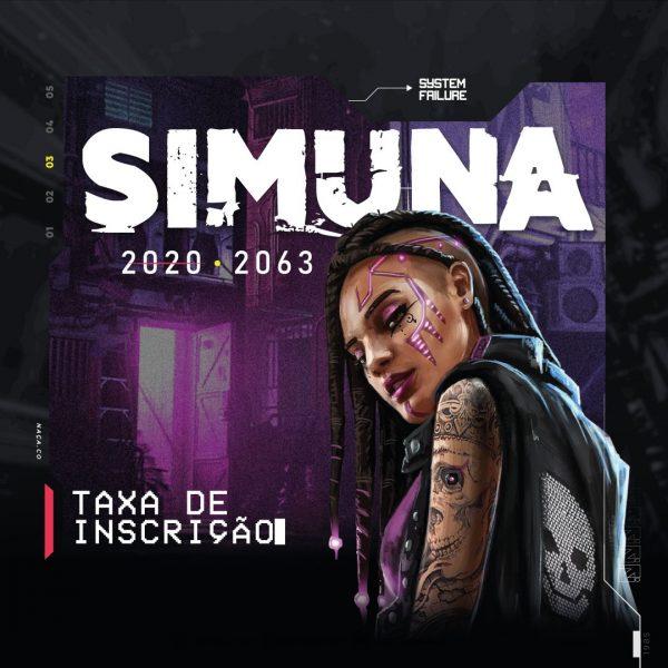 Inscrição - SIMUNA